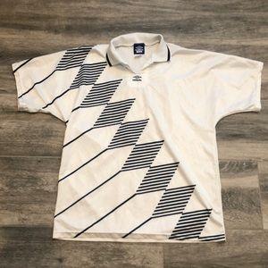 Vtg 90s Umbro Soccer Jersey
